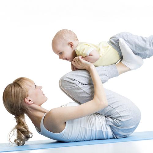 yoga-bébé
